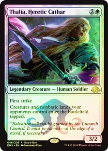 thalia, heretic cathar - foil buy a box