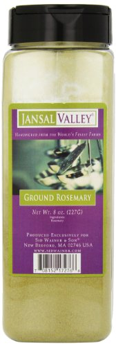 - Jansal Valley Ground Rosemary, 8 Ounce
