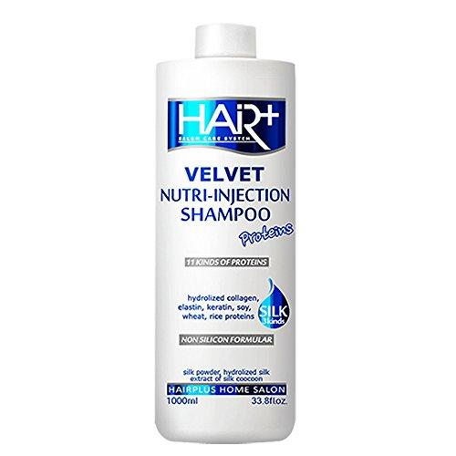 Plus Injection (Hairplus Velvet Nutri Injection Shampoo 33.8fl.oz)