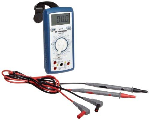 (B&K Precision 2704C Manual Ranging Tool Kit Digital Multimeter with Transistor Test)