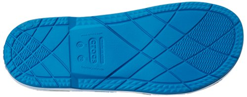 Gris Crocs steel Line Adulte Flip Beach Mixte Tongs H4r4qxYSWF