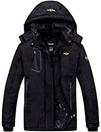 Women's Mountain Waterproof Ski Jacket Windproof Rain Jacket
