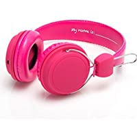 KidzSafe Headphones with Volume-Limiting Technology