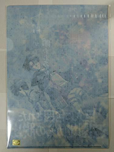 進撃の巨人 リアル脱出ゲーム 巨人に包囲された遊園地からの脱出 クリアファイルの商品画像