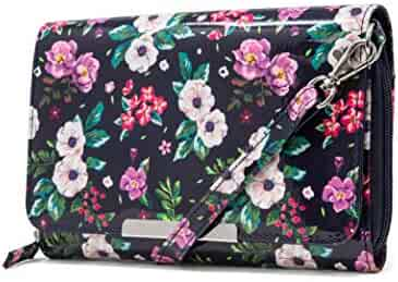 f03474452 Mundi RFID Crossbody Bag For Women Anti Theft Travel Purse Handbag Wallet  Vegan Leather