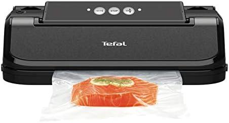 Tefal VT2550 Fresh Lock Machine à emballer sous Vide Noir 9 4/15 8/38 7 cm