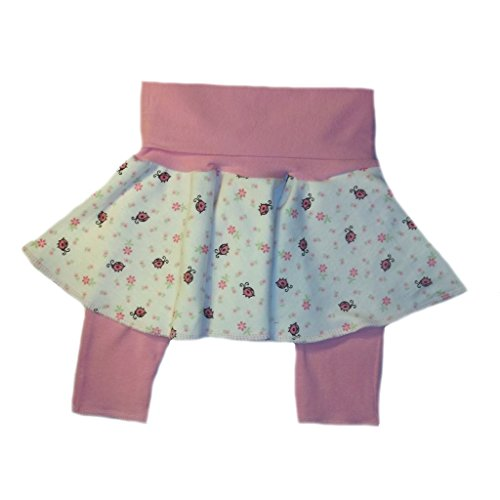 Jacqui's Baby Girls' Ladybug Skirt With Capri Leggings, 12-24 Months