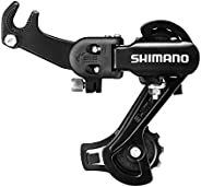 ZUKKA Bike Rear Derailleur with Hub Bolt Mount or Direct Mount for 6/7 Speed Mountain Bicycles