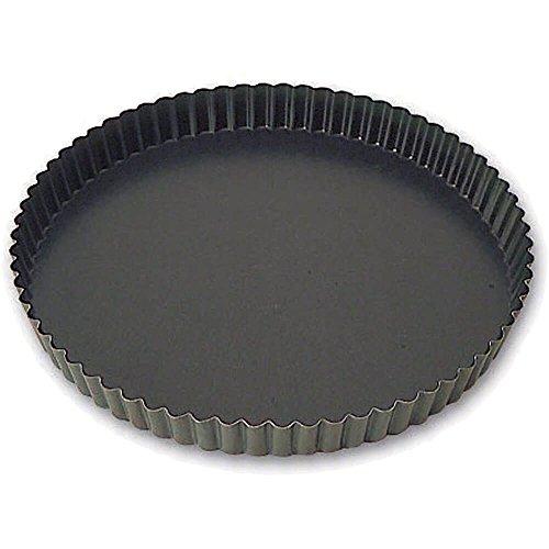 Matfer Bourgeat 332215 Exopan  Fluted Pie Pan