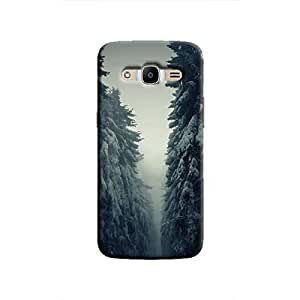Cover It Up - Lonely Forest Galaxy J2 2016 Hard case