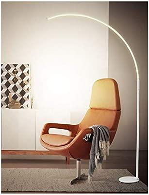 Lámparas de pie Lámpara de pie LED Lámpara de pie moderna ...