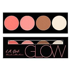 L.A GIRL Beauty Brick Blush, Glam, 22g