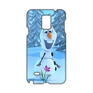 Frozen fresh snow doll 3D Phone For HTC One M9 Case Cover