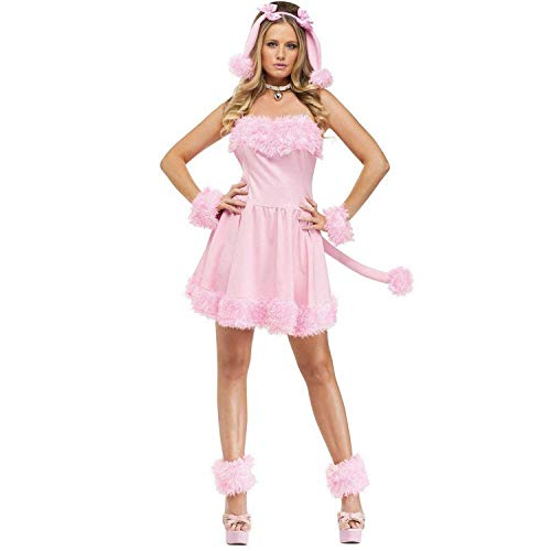 Pretty Poodle Adult Costume (Small/Medium)]()