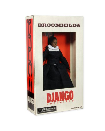 "NECA Django Unchained ""Broomhilda"" 8"" Action Figure, Series 1"