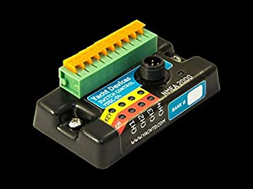 Yacht Devices Switch Control NMEA 2000 Digital Switching: Amazon co