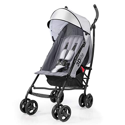 Buy Cheap Summer 3D Lite Convenience Stroller, Grey