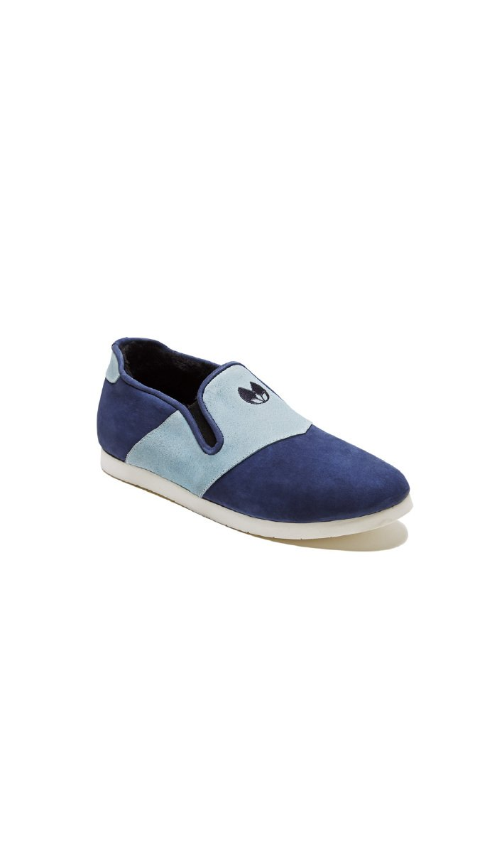 Nénufar Indoor Footwear Indigo - Unisex - 6,5 - Blue