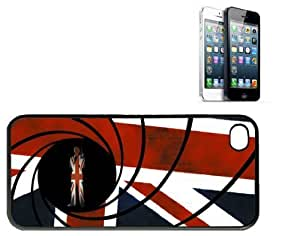 iPhone 5 Case With Printed High Gloss Insert James Bond
