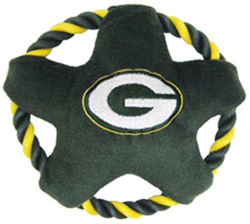 Pets First Green Bay Packers Star Disk