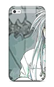 High-quality Durable Protection Case For Iphone 5c(flame Of Recca)