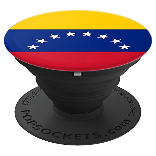 Venezuelan Flag - PopSockets Grip and Stand for
