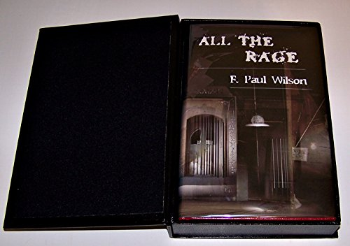 ALL THE RAGE - SIGNED LETTERED EDITION