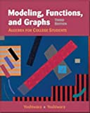 Modeling, Functions, and Graphs : Algebra for College Students, Yoshiwara, Katherine and Yoshiwara, Bruce, 0534437095