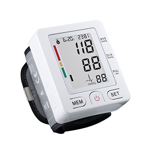 Color Doctor Blood Pressure Monitor Reviews