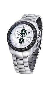 Time Force TF2907M10M - Reloj analógico de caballero de cuarzo con correa gris
