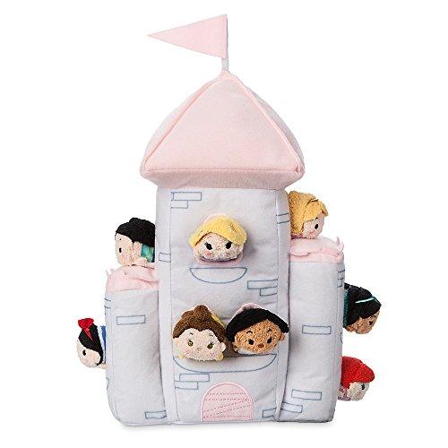 (Disney Princess ''Tsum Tsum'' Plush Castle Set)