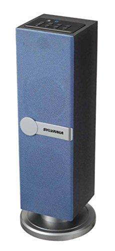 Sylvania SP269 BLUE Bluetooth Tabletop Speaker