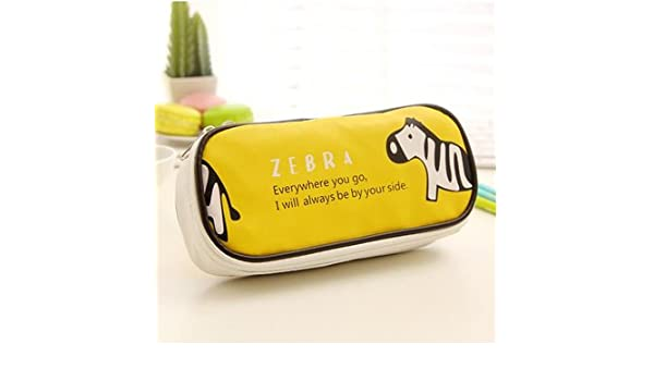 Amazon.com : animal pencil cases Cartoon estuches school Elephant ...