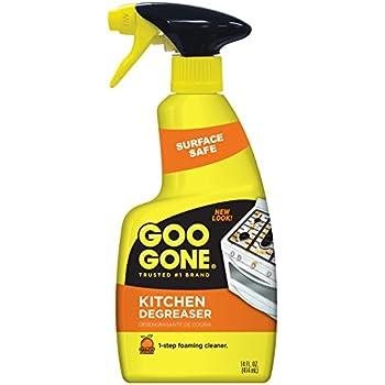 Goo Gone Kitchen Degreaser, 14 fl oz