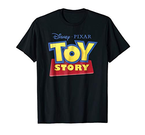 Disney Pixar Official TOY STORY Movie Logo Graphic -