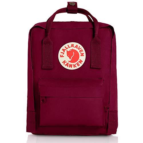Fjallraven - Kanken Mini Classic Backpack for Everyday, Plum