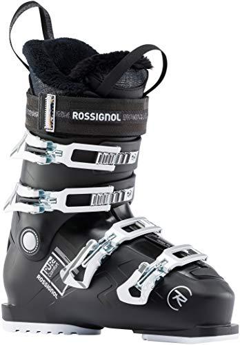 Rossignol Pure Comfort 60 Ski Boots Womens Sz 8.5 (25.5) Black