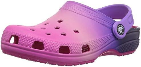 Crocs Kids' Classic Graphic Clog   Slip