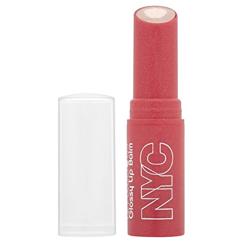 NYC New York Color Applelicious Glossy Lip Balm ~ Blushing Golden 350