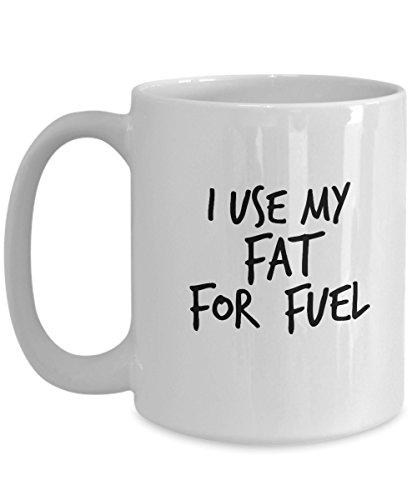 Fat for Fuel Keto Coffee Mug