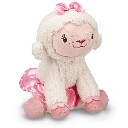 [Disney Store/Disney Jr. Doc McStuffins 7' Lambie Plush Doll] (Lamb Costume Makeup)