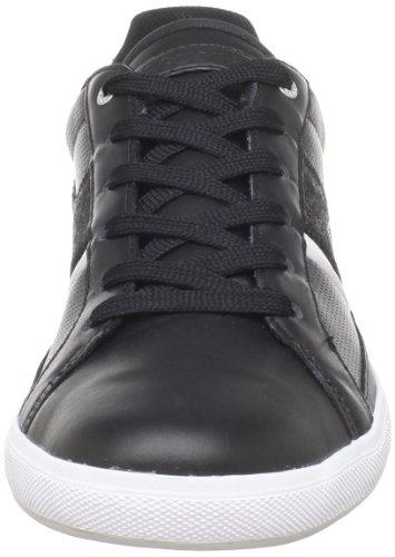Lacoste Mens Europe L Mf Sneaker Black