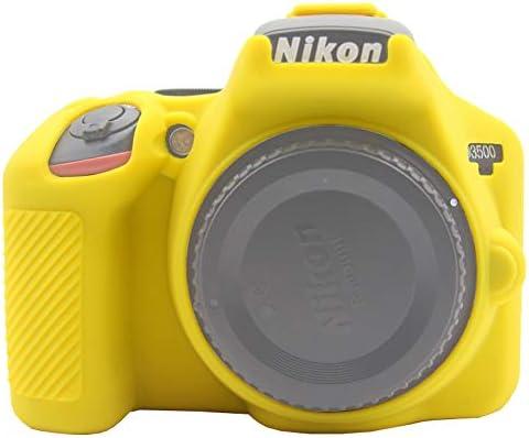 Easy Hood - Funda Protectora para cámara Nikon D3500 Digital SLR ...