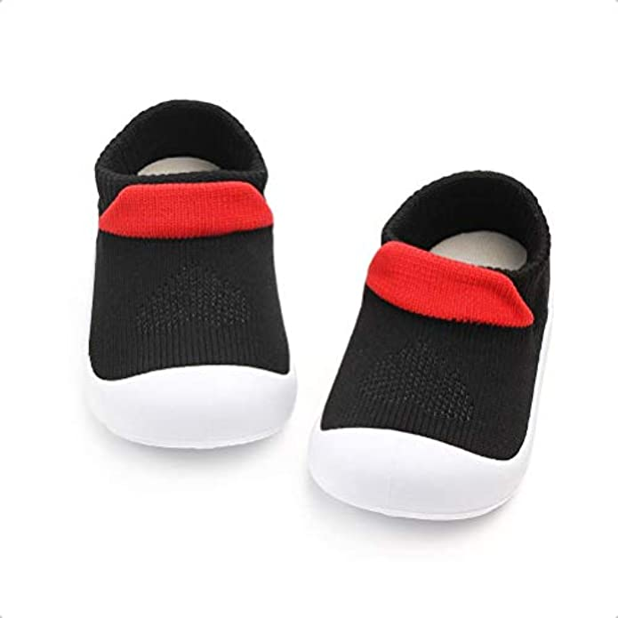 Baby Toddler Unisex First Walker Grip Shoes