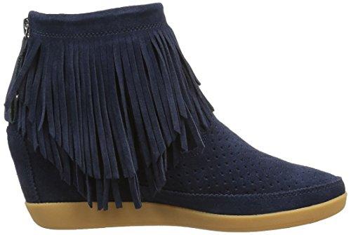Scarpa Dellorso Damen Emmy Frange Alta Cima Blau (black)