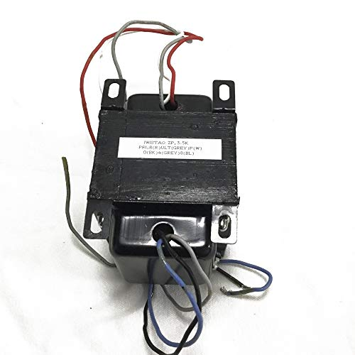 IWISTAO 1pc Z11 Single-Ended Tube Amplifier Output Transformer Silicon Steel EI 25W Transformers 300B 2A3 Power 25W HiFi -
