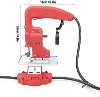 Adaptador de sierra rec/íproca Accesorio de taladro el/éctrico Accesorios de herramientas el/éctricas con 3 hojas de sierra rec/íproca para taladro el/éctrico inal/ámbrico