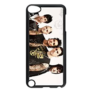 ipod 5 Black Avenged Sevenfold phone cases&Holiday Gift