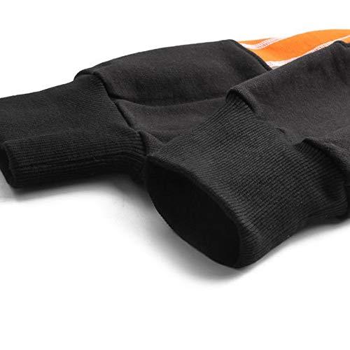 Cappuccio Hop Pullover E Stampa Retro Black New Abbigliamento Maglione Uomo Hip Go Easy Inverno Autunno Senza Sciolto Shopping w6fgCq