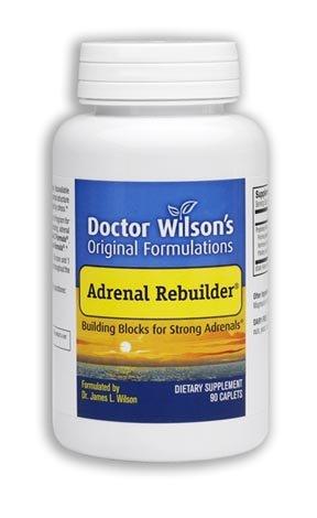Adrenal Rebuilder 90c - Dr Wilson's Original Formulations
